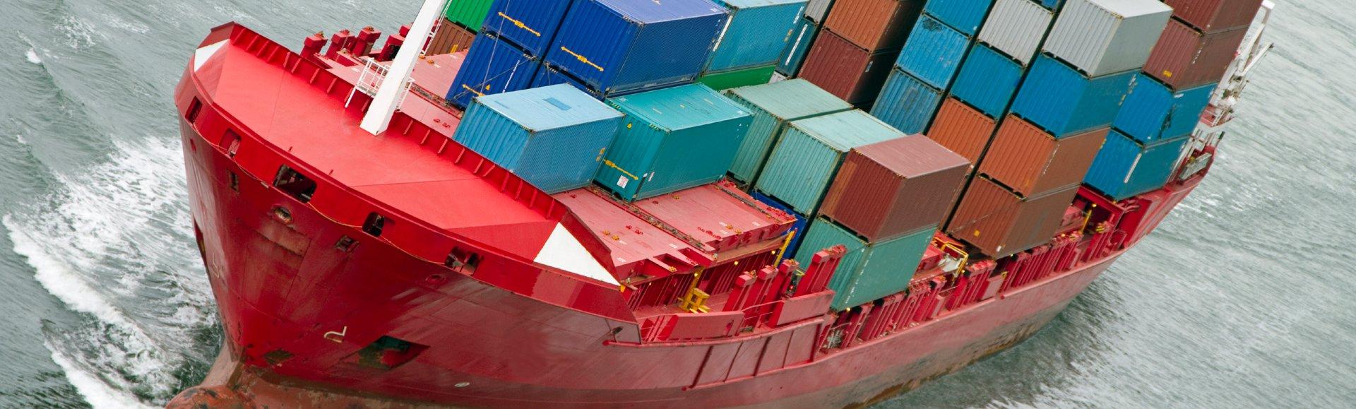 Offshore, scheepvaart en visserij